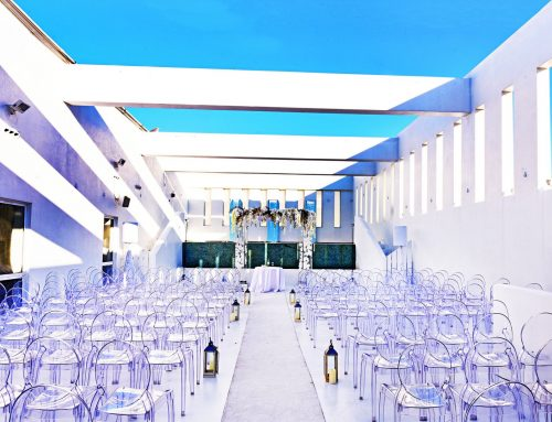 Modern Wedding, Temple House Miami Beach