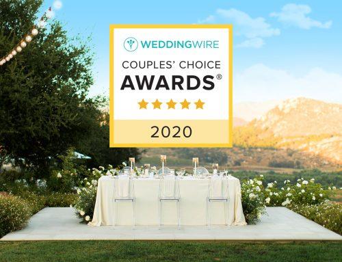 Wedding Wire Couple's Choice Awards 2020 Winner