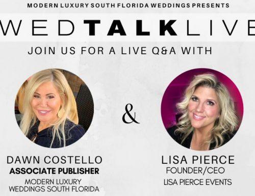 Lisa Pierce Live Q&A on Wed Talk Live